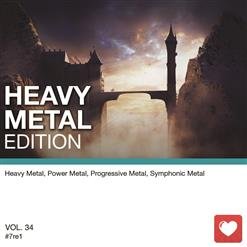I Love Music! Heavy Metal Edition Vol.34