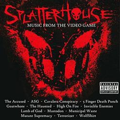 Splatterhouse - OST