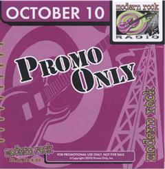 Promo Only Modern Rock Radio (October)