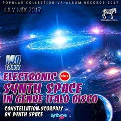 Electronic Synthspace In Genre Italo Disco