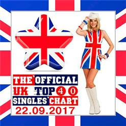 The Official UK Top 40 Singles Chart [2017.09.22]