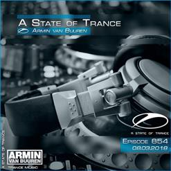 854 - A State Of Trance (08 March)