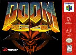 Doom 64: Official Soundtrack [Score]