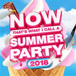 NOW That's What I Call Summer Party 2018 CD2